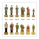 """Hitler VS Stalin"" Themed Chess Set"